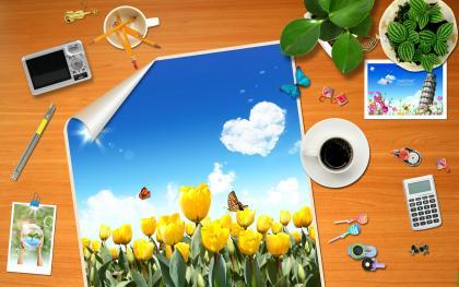 自然高清壁纸.更新春天自然高清壁纸