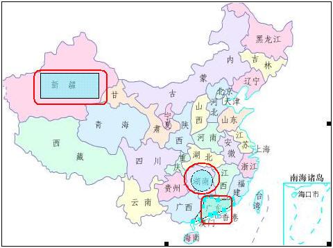 DW制作地图之map标签