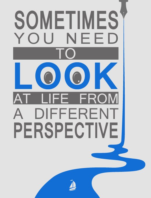 一道受用终身的测试题: 有时候需要从不同的视角审视生活