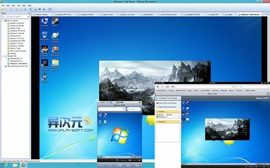 VMware Workstation WSX
