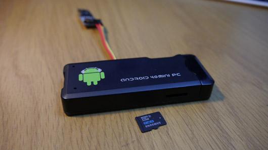 基于MK802 MiniPC的扩展开发应用-系统自制