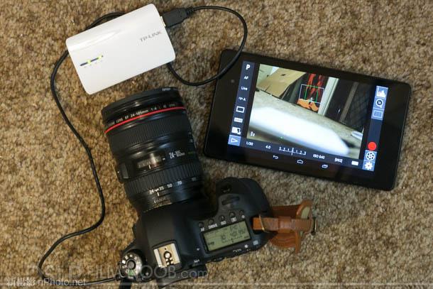 『摄影DIY』单反无线遥控拍摄新思路——路由器