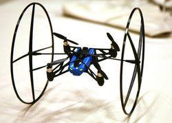 Parrot推迷你版miniDrone无人机 能飞天可走壁