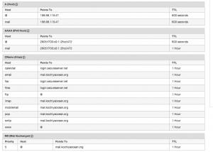 VPS 的邮件服务器设置