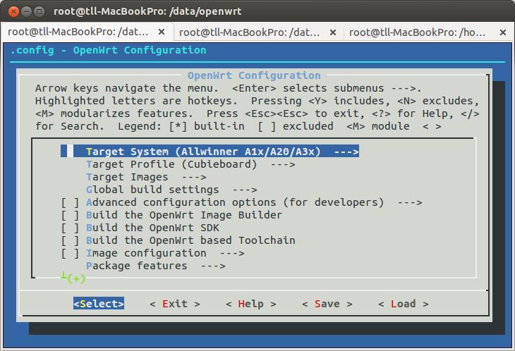 从0开始,制作Cubie版OpenWRT(功能齐全,大小仅有11M)