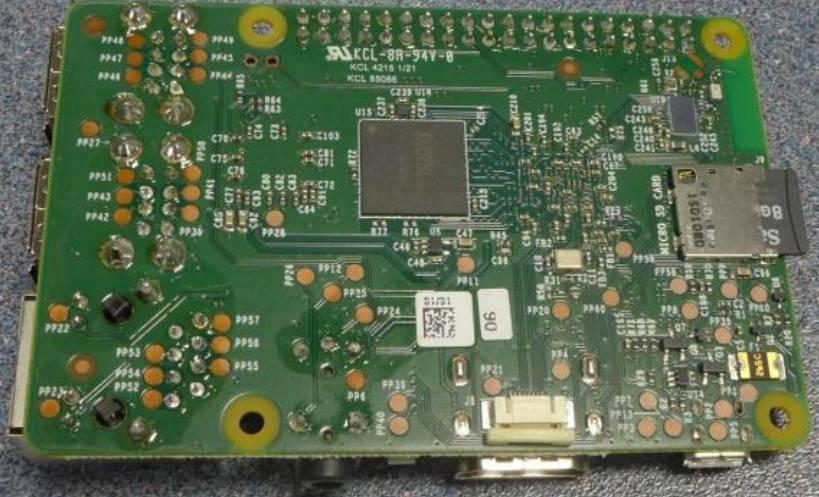 树莓派3:树莓派3谍照流出:内置Wi-Fi和蓝牙LE