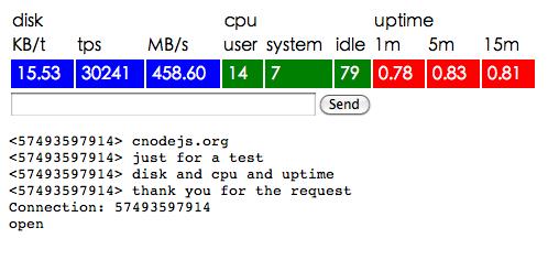 websocket与node.js的完美结合