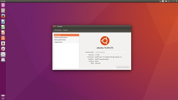 ubuntu 15.10 to 16.04 Upgrade