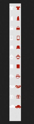 CSS Sprite、CSS雪碧图应用实例