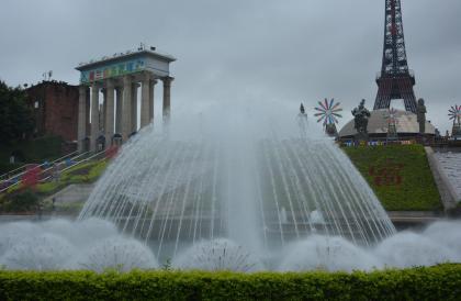 世界之窗喷泉