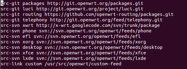 一步一步教你制作openwrt卡系统