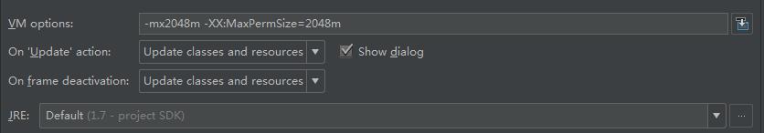 IntelliJ IDEA 怎么热部署,每次修改java文件就得重启tomcat