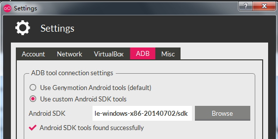 Android studio 2.0 error: could not install *smartsocket* listener: cannot bind to 127.0.0.1:5037: