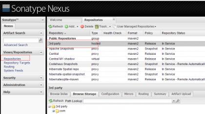 Maven基础配置—上传jar包到私服Nexus