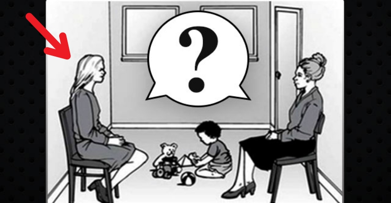 """谁才是图中小孩""""真正的母亲""""?只有FBI等级""""观察力""""的人才能答对!"""